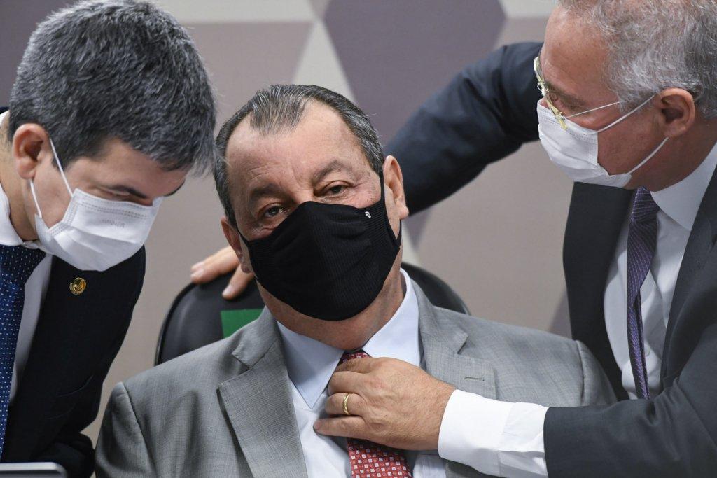 CPI DA COVID AO VIVO EDUARDO PAZUELLO