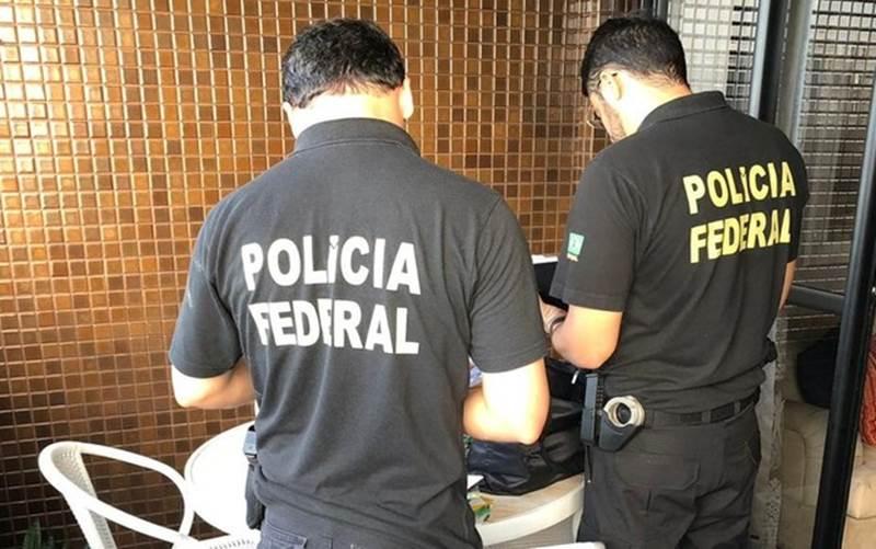Segunda fase de operação da Policia Federal começa em Pernambuco que mira organização criminosa