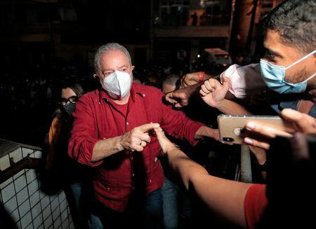 Lula vai ao nordeste e fragmenta base de bolsonaro e deixa a região com apoio de líderes de pp e psd